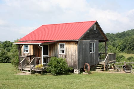 Turtle Brook Farm and Cabins - Kabin