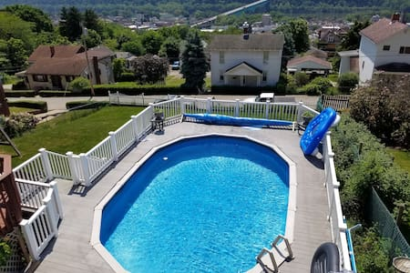 US Open B&B 1 or 2 Bedrms Convenient Location POOL - Hus