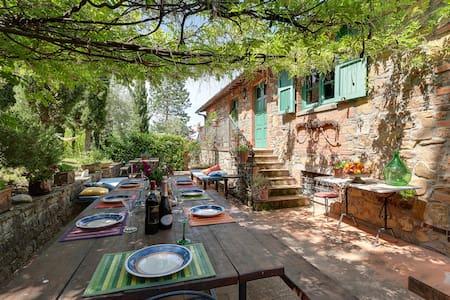 Villa Sant'Antonio - Greve in Chianti