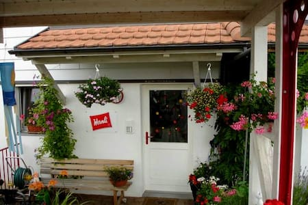 Calm & cosy room, close to Basel - Nuglar-St. Pantaleon - House