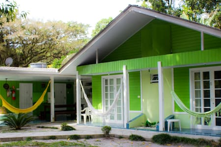 Pousada Duda Mel - Aconchego do seu lar na Ilha - Paranaguá
