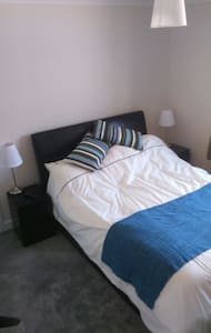 Private room with ensuite - Ratby - Casa