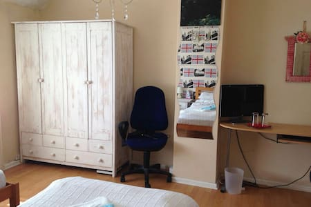 Comfortable 2 bed room, family home - Hastings - House