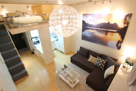 ☆Sale☆Your Own Fantastic City View-Subway 1step - Bucheon-si - Apartment