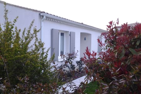 Villa bord de mer - Konukevi