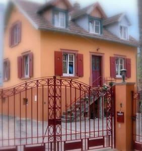 Au Relais Campagnard - Haus