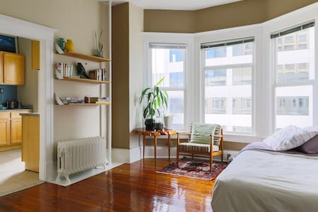 Historic Studio In Downtown Seattle - 西雅图 - 公寓