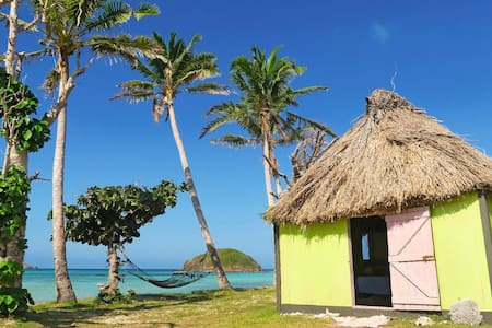 One More Paradise in Yasawa Village - Bungalow