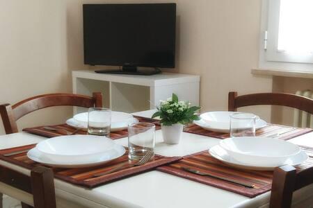 Residence Sabaudia 8 - Rimini - Lejlighed