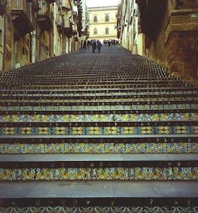 TOURS OF CALTAGIRONE AND PIAZZA ARMERINA (CATANIA) - Caltagirone - Appartamento