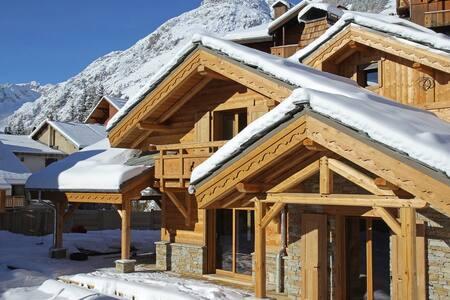 Chalet le Prestige lodge - Les 2 Alpes