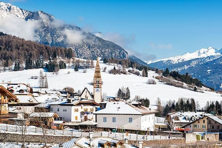 Holidays in Fiemme Valley - Varena - Wohnung