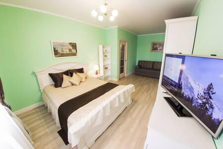 Однокомнатная квартира, Амантая 1/1 - Ufa - Flat