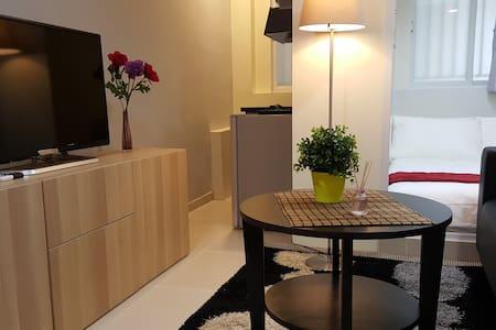❤New Modern Studio in Tsim Sha Tsui - Hong Kong - Apartment