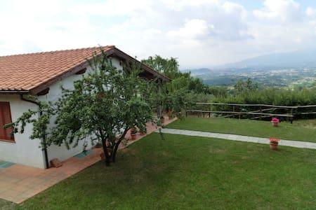 Casolare tra le colline lucchesi - Capannori