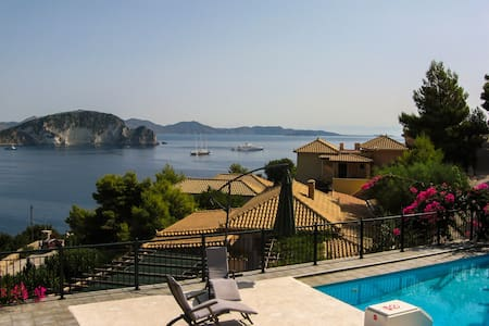 *Turtle Island Studio B with panoramic sea view* - Zakynthos - Apartment
