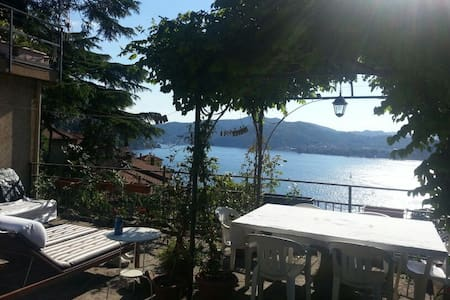 Lake Como room & private bathroom- INCREDIBLE VIEW - House