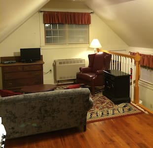 Quaint Vermont Village Apartment 6 - Appartement