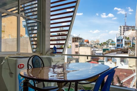 ★Private Quiet Entire DOWNTOWN-4FL★ - Ho Chi Minh City - House