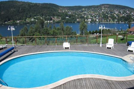Appartement vue sur lac de Gérardmer - Gérardmer - Apartment