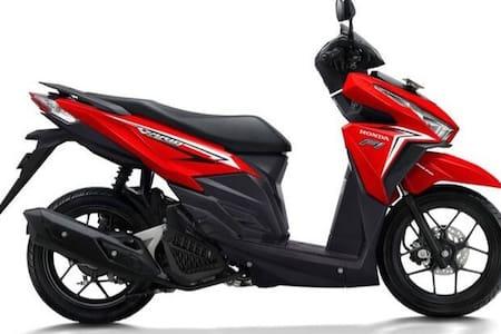 We provide you rental motor matic - Palembang - Hus