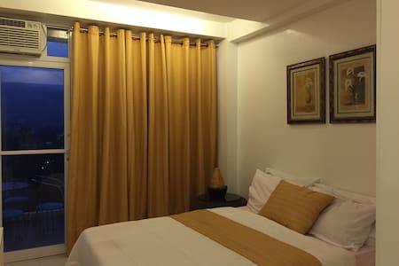 1 Bedroom w/ view of Mt Mayon - Apartament