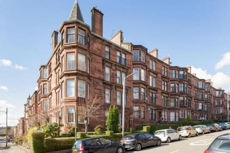 Traditional and Homely in Hyndland - Glasgow - Apartment