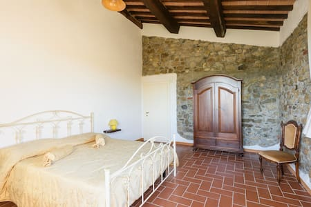 Countryhouse in Val d'Orcia - House