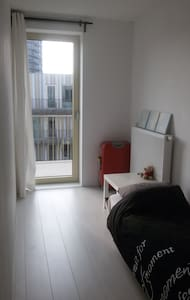 Private room in modern apartment! (FEMALE ONLY!) - Amsterdam-Zuidoost