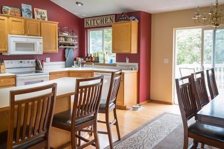 Spokane Lincoln Heights Cozy Room - Spokane - House