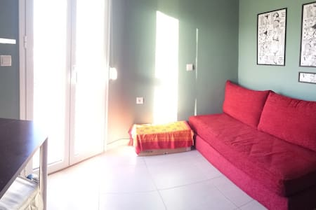 Room at M&M's - Appartement