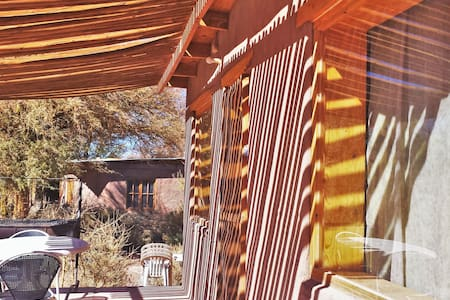 Peaceful cabin with amazing with in Atacama desert - San Pedro de Atacama - Kisház