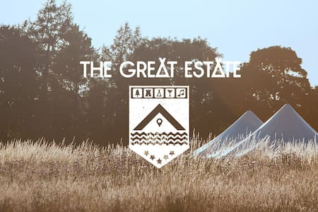 The Great Estate - Midlothian - Tent