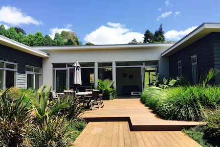 Walk in, relax and unwind - Kerikeri - Talo