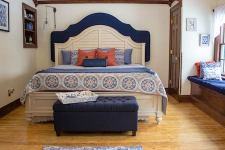 Stylish comfort in a spacious B&B. - Leonard - Bed & Breakfast