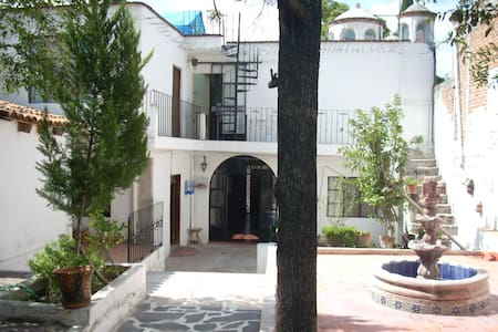 Centro Casita 4 blocks to Jardin - San Miguel de Allende - Apartment