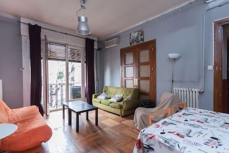 HABITACION DOBLE PRIVADA N3 - Madrid - Apartment