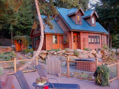 Stunning!! Eagle Ridge Guesthouse on Orcas Is. - Σπίτι
