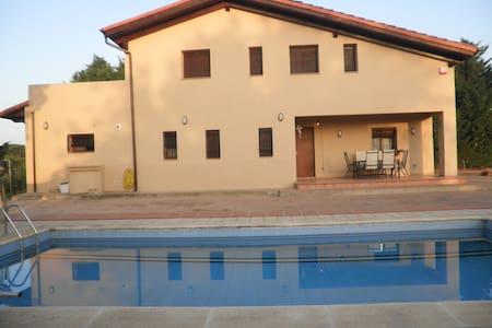 Habitacions privades casa de camp criteris ecolog - Lleida - Bed & Breakfast