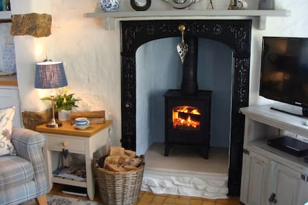 Ancarva:Luxury Cornish Cottage - Falmouth - Casa