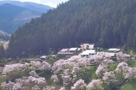 奈良・柏荘 NARA・KASHIWA-HOUSE - Gojō-shi