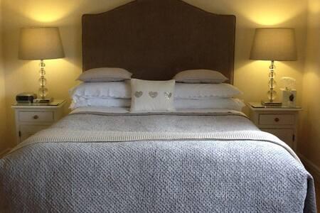 King En Suite Room - Bed & Breakfast