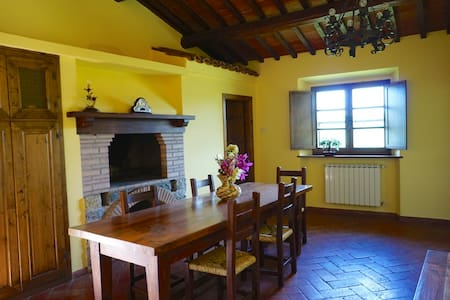 Charming Casale in Olive Grove - House