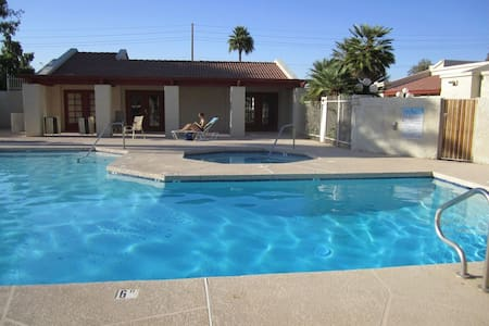 Tempe Condo is a Central Hub to Fun! - Condominium