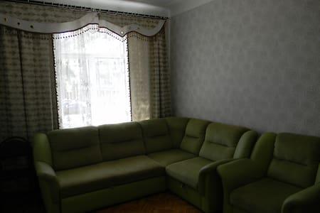 Просторная 2-х комнатная квартира в центре города - Apartamento