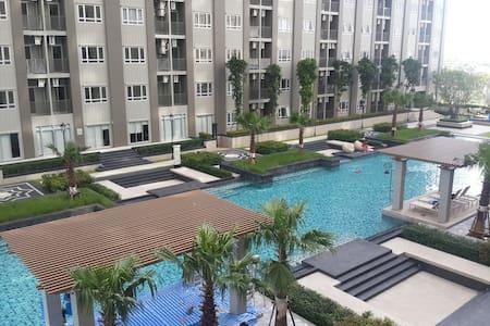 New 1 bed room beside Chaophaya River - Bangkok