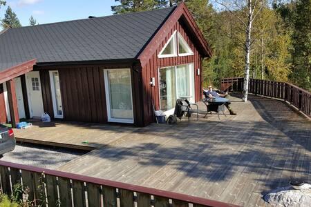Koselig hytte i Telemark, Norge - Chalet