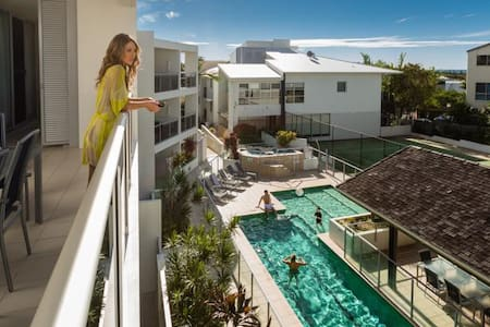 5 star holiday Coolum Beach- Budget family prices - Townhouse