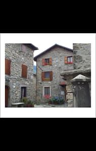 TUGNINELLO Rustic Stone House - House