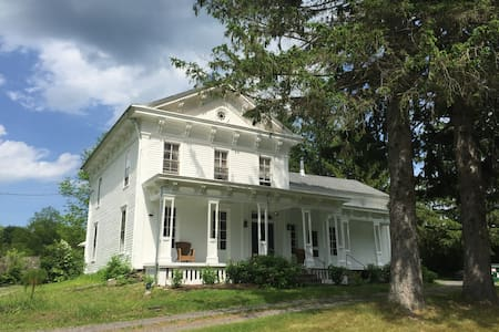 Beautiful 19th century country house nr Hudson, NY - Casa